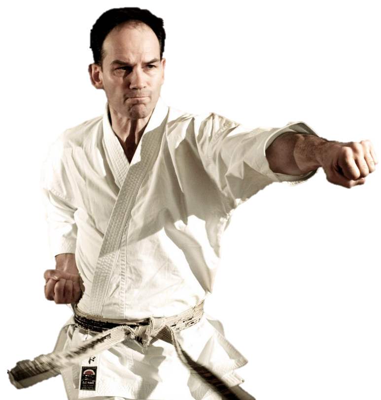 Sensei Richard Amos