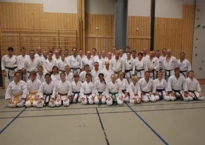Gasshuku - Vestby 2013, Richard Amos Sensei
