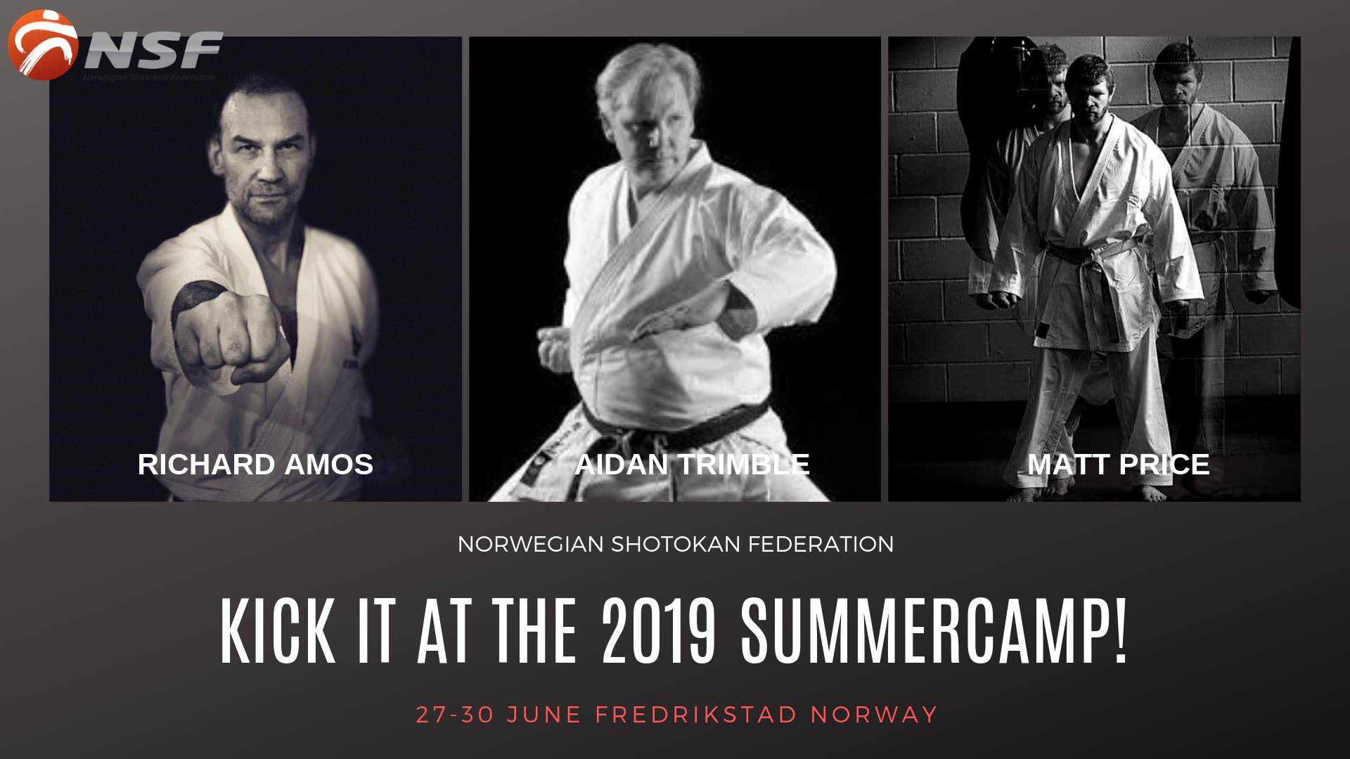 Reklame for 2019 Summercamp